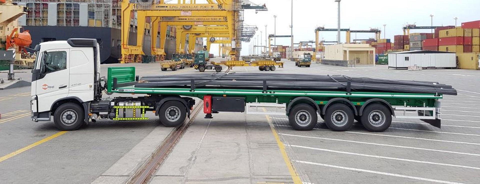Ship to Door & Door to Ship   Amsteel - We Can Handle